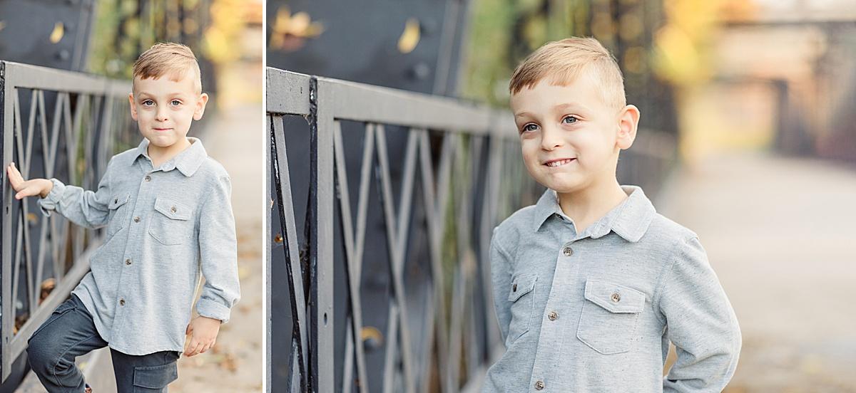 Little Boy Photos in San Diego