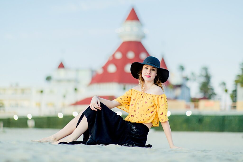 Professional Photographer Hotel Del Coronado
