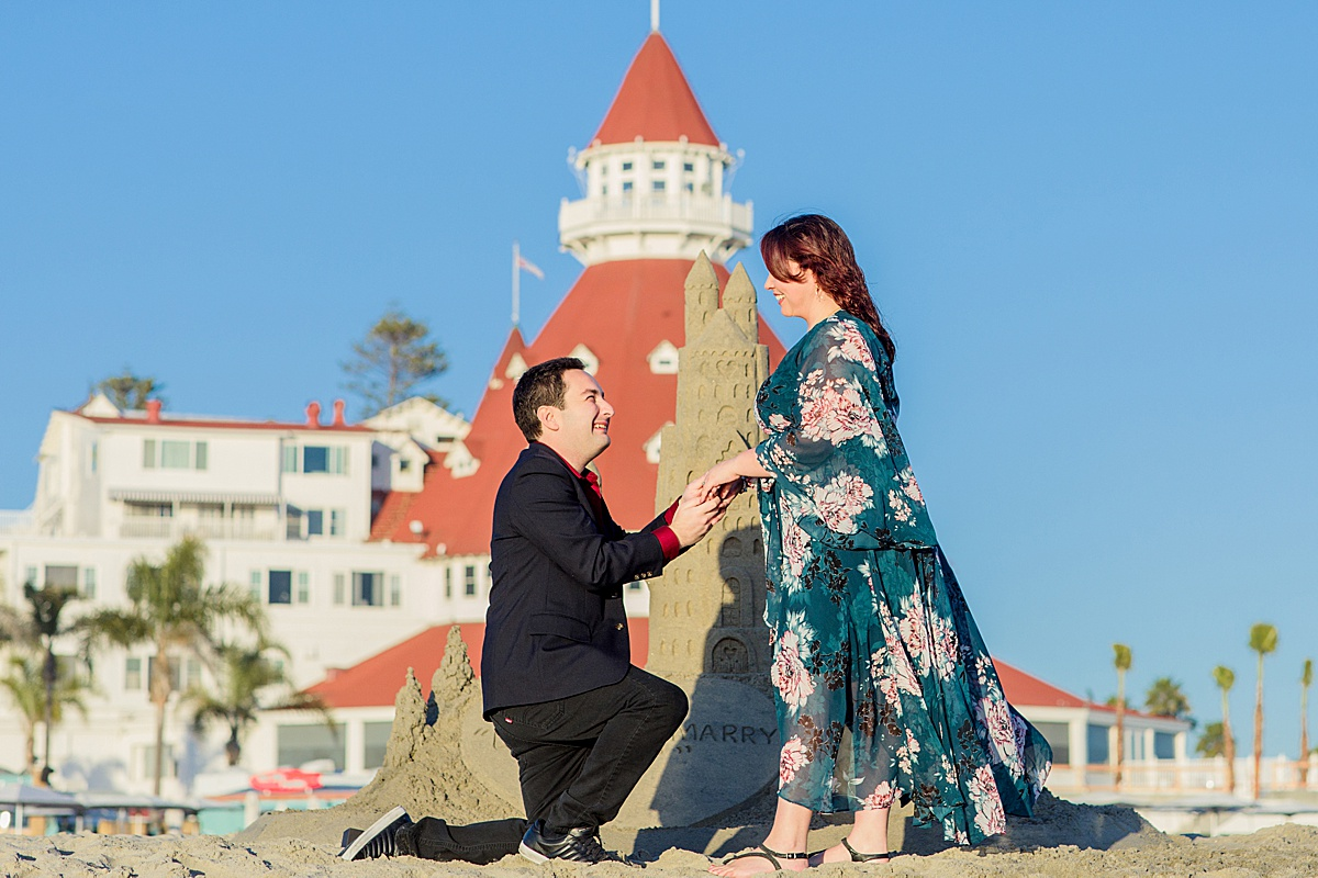 San Diego Proposal Photographer