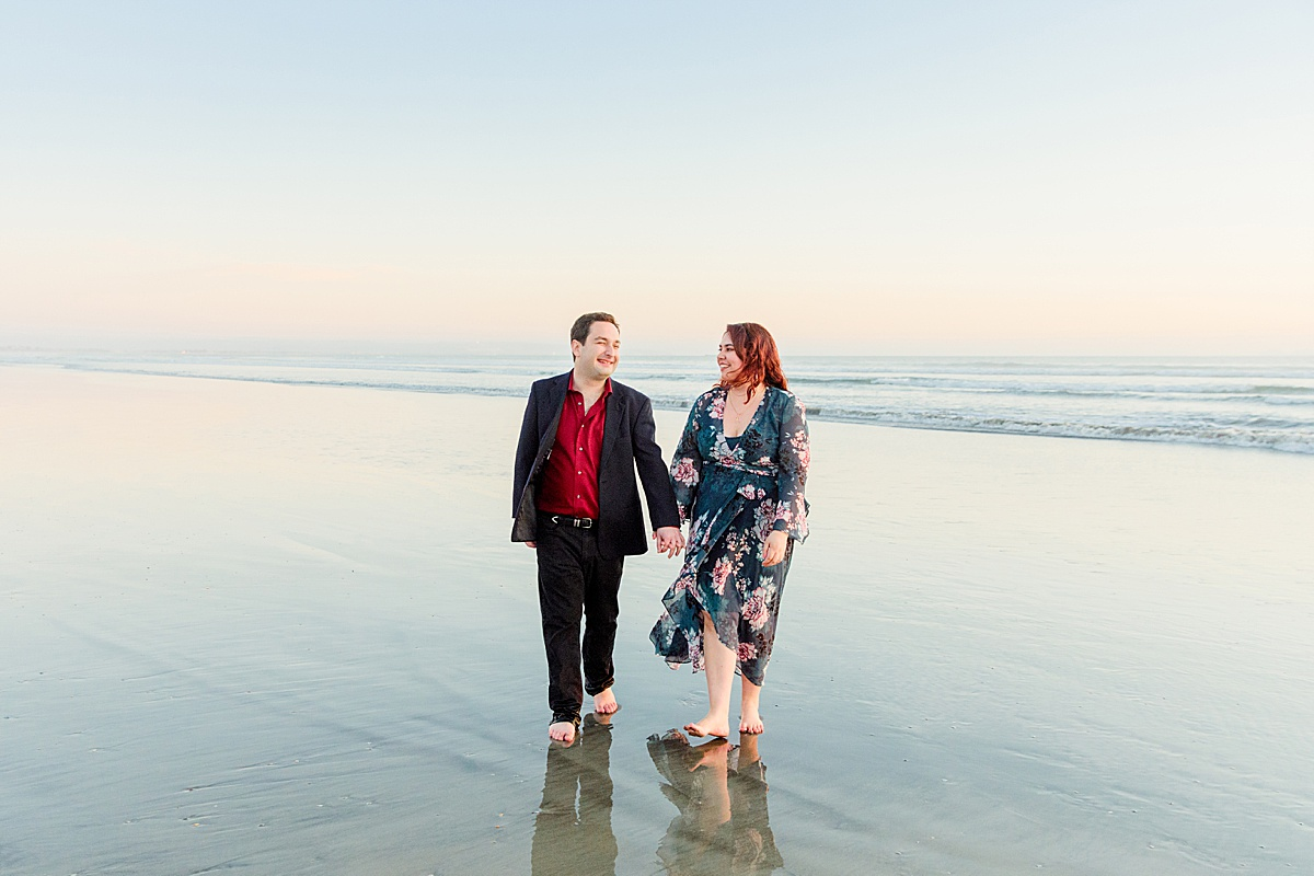 Photographer in San Diego | Proposal on the Beach