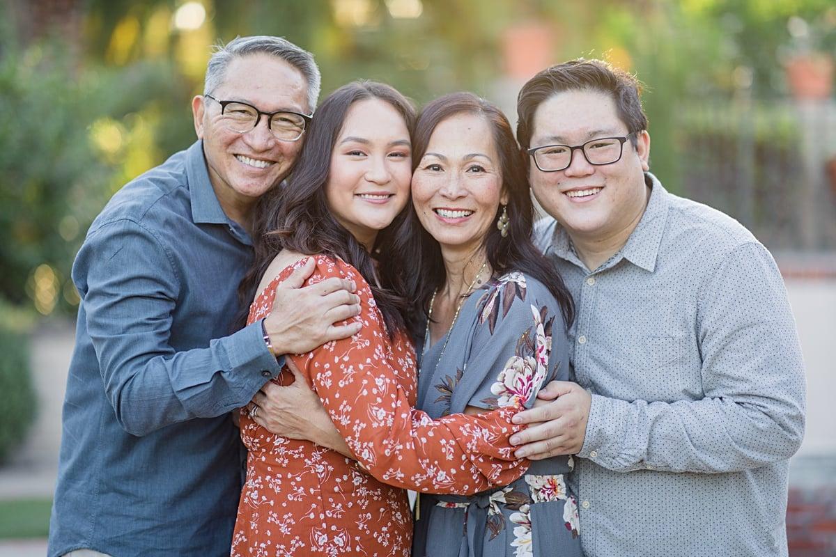 Balboa Park Family Photos