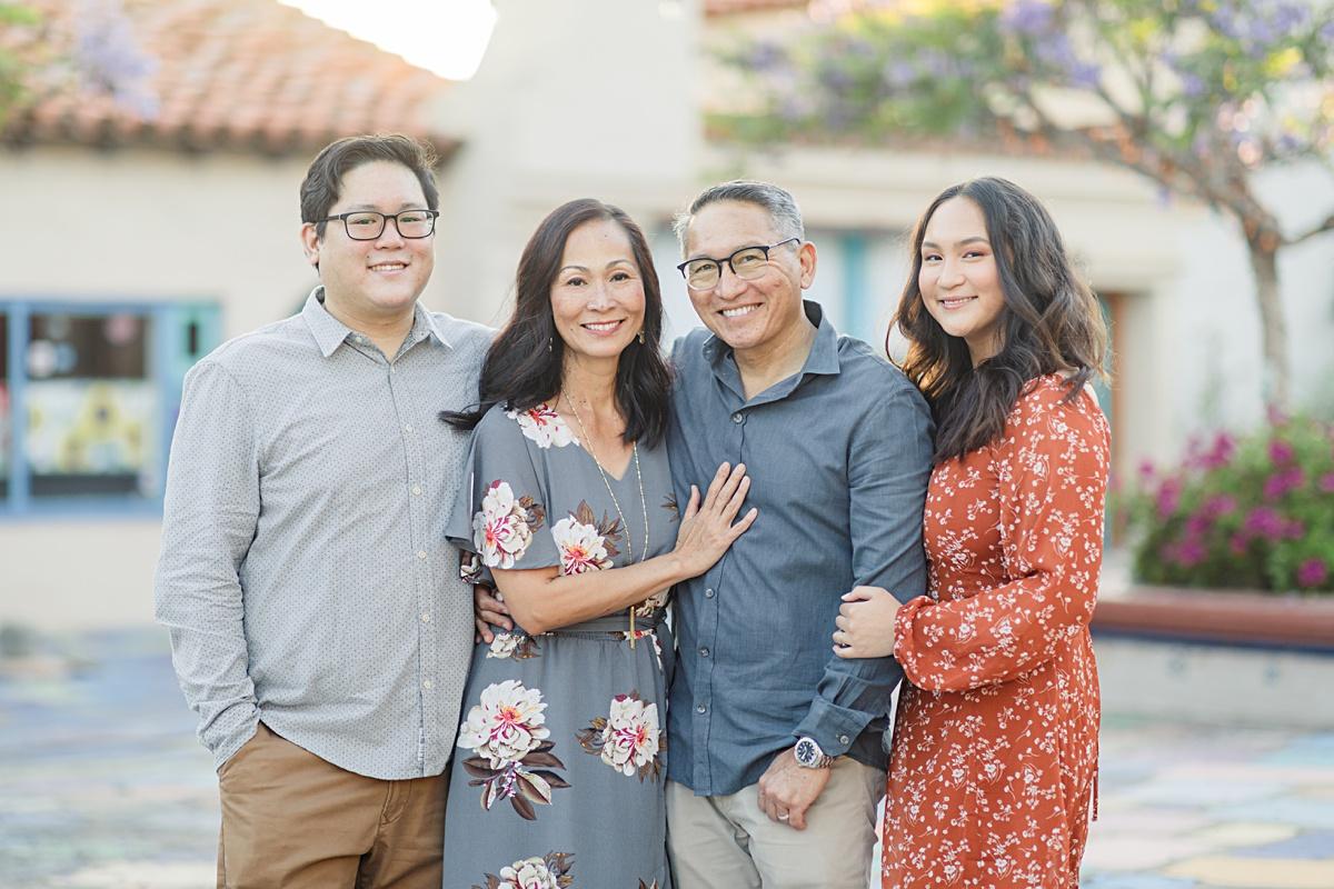 Family Photos Balboa Park | San Diego Photographer