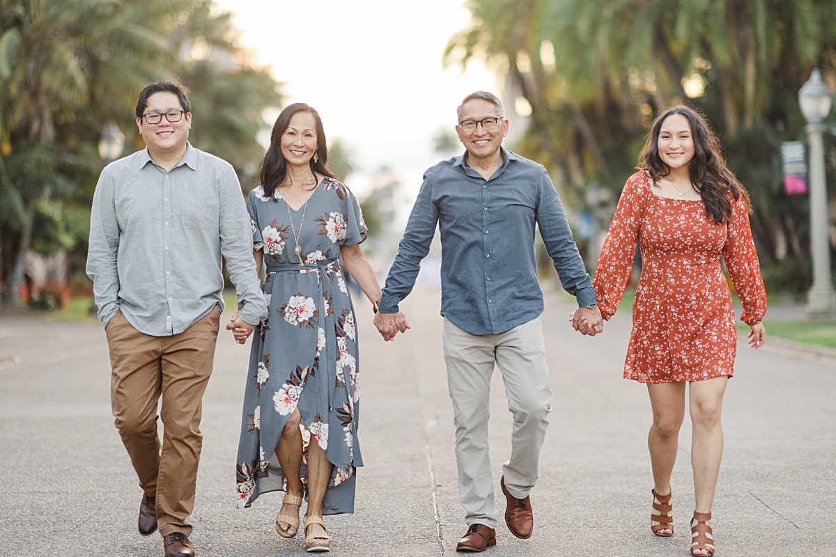 Balboa Park Family Photos | San Diego Photographer