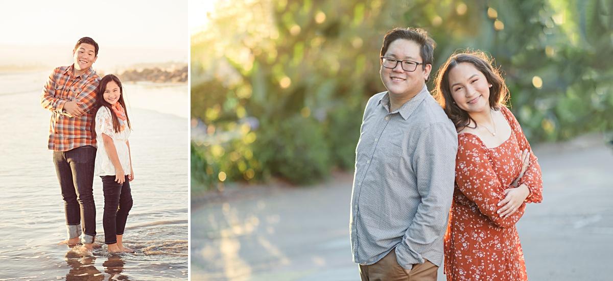 Family Portraits Redo | Photos in Balboa Park San Diego