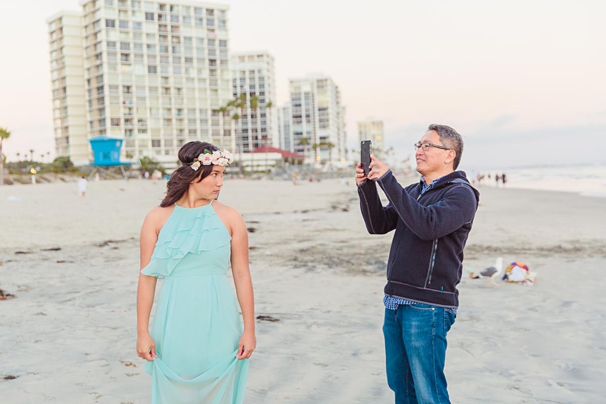 Tween Beach Photography San Diego