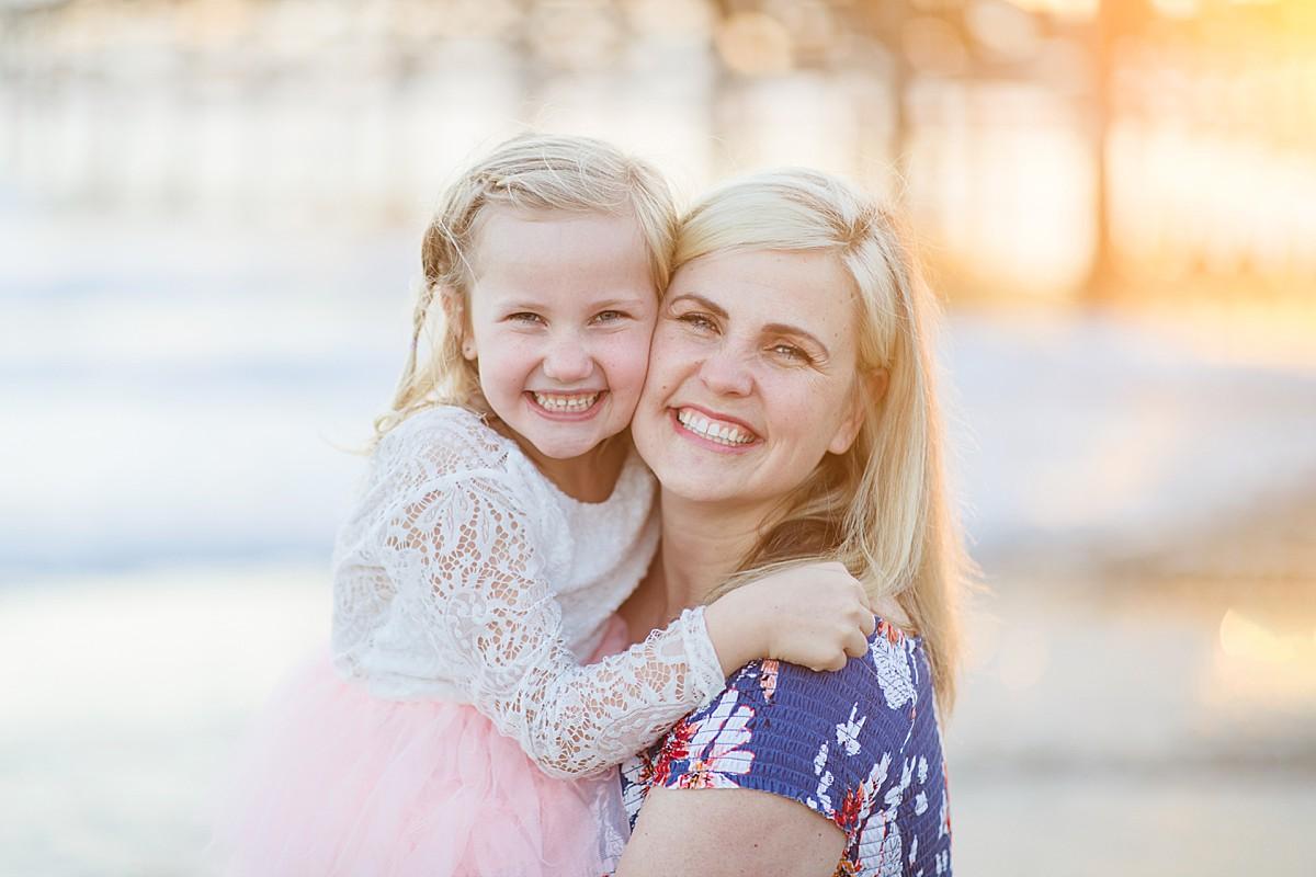 Mother Daughter Photos San Diego