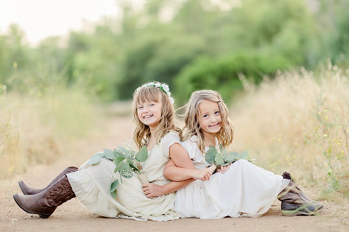 Sister Photos San Diego