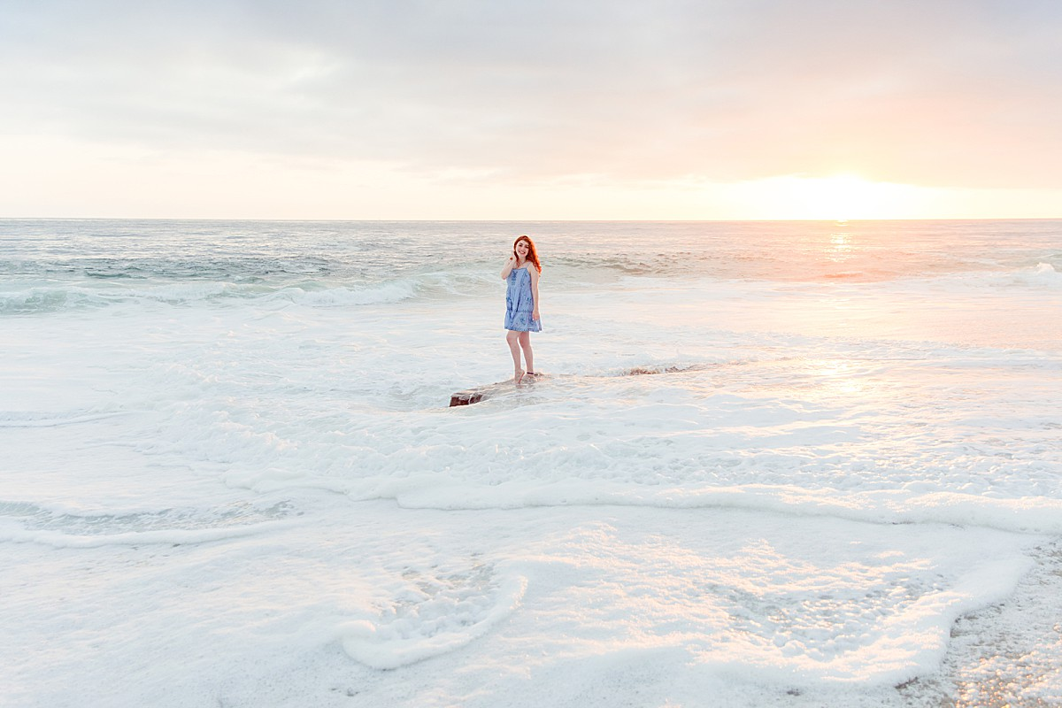 Photos on the Beach for Seniors