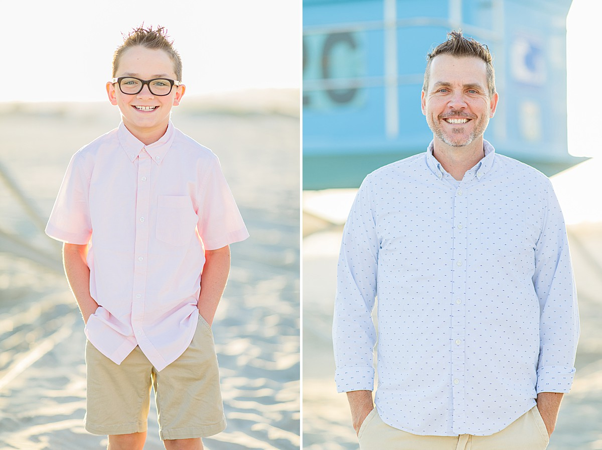 Family Photography San Diego | Photos at the Del