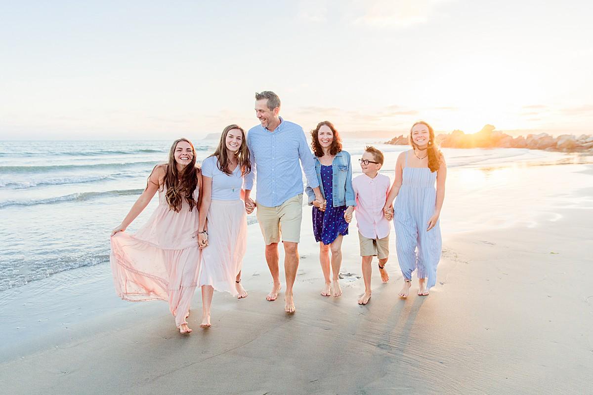 Professional Photos on the Beach on Coronado