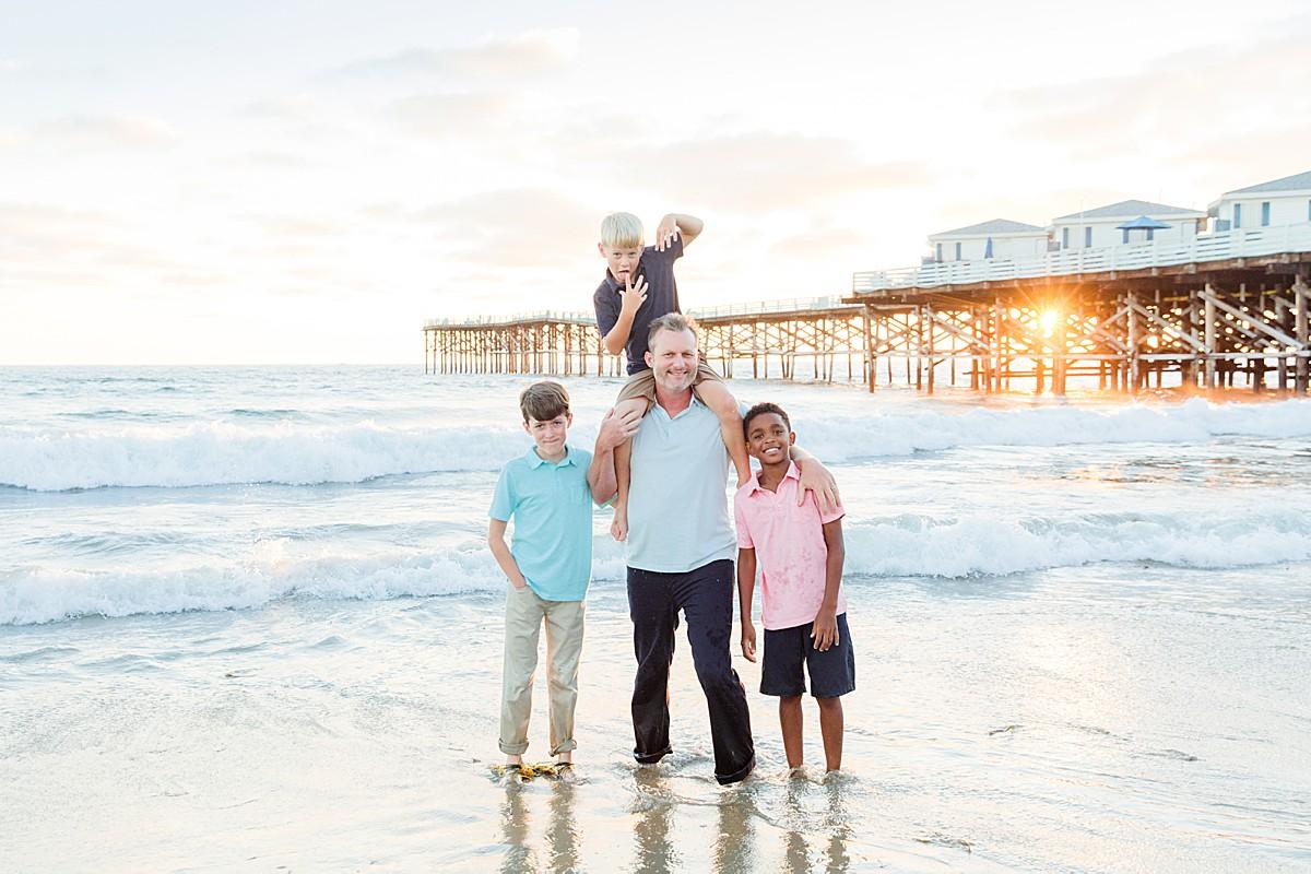 Kingdom of Boys | Fun on the Beach