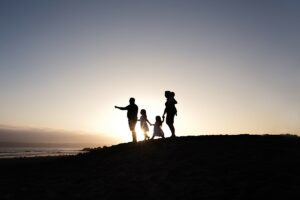 Silhouette Photographer San Diego