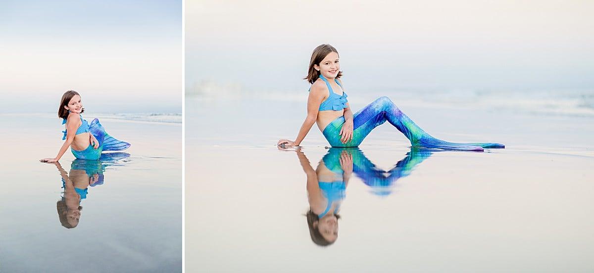 Mermaid Photos Coronado Beach