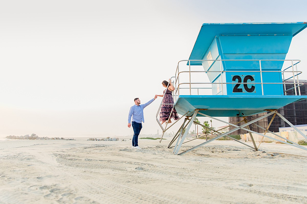 San Diego Proposal Photographer