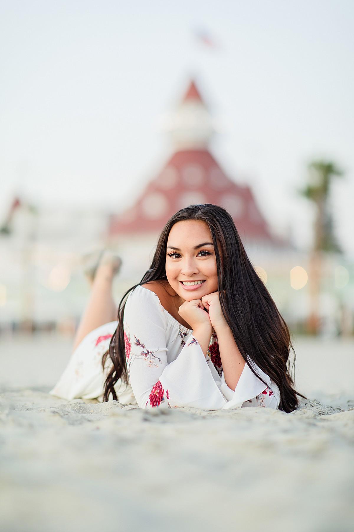 Senior Photos Coronado