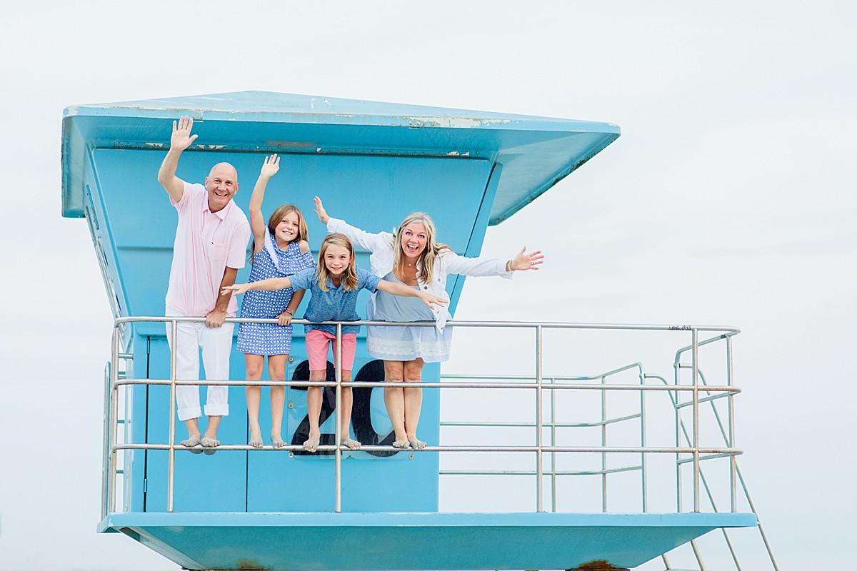 Lifeguard Tower Fun