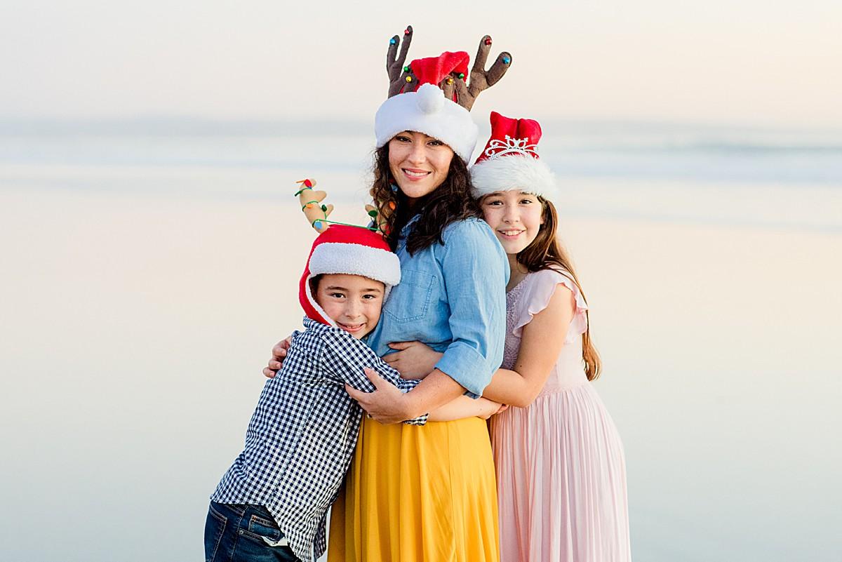 Christmas Card Photographer San Diego