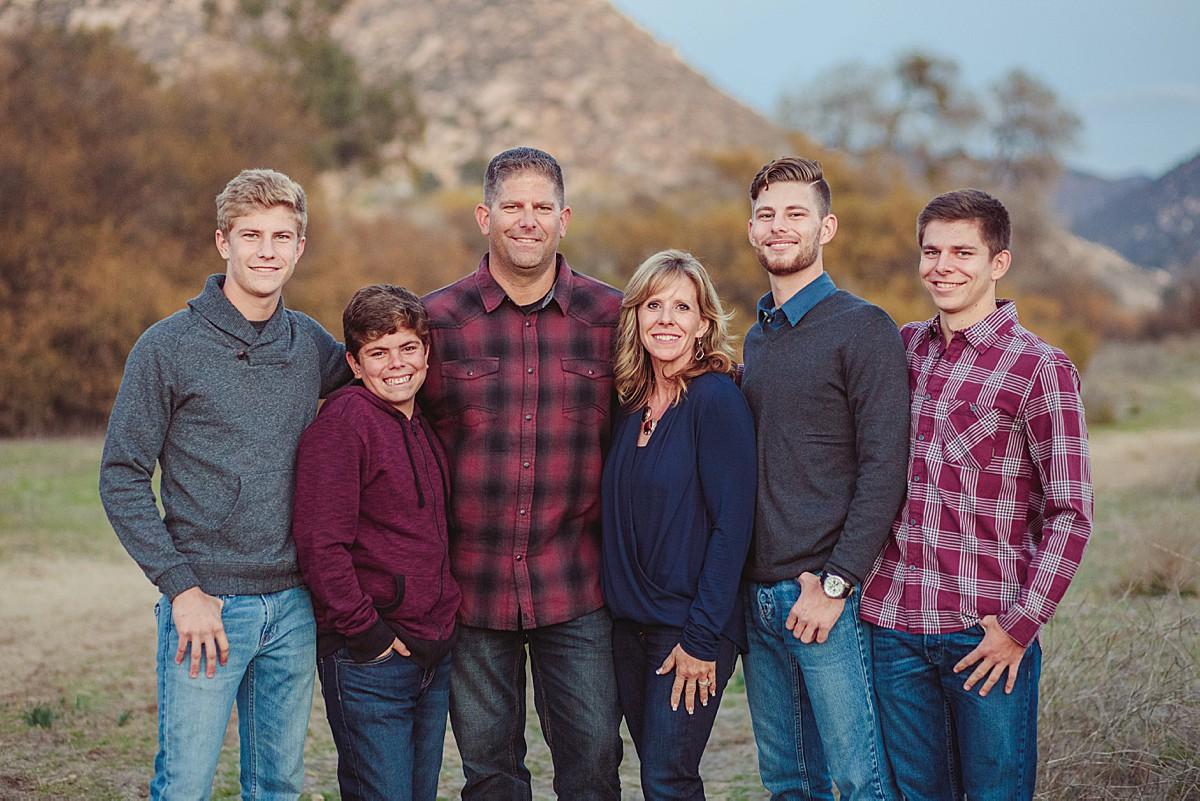Flashback Family Photo 2016