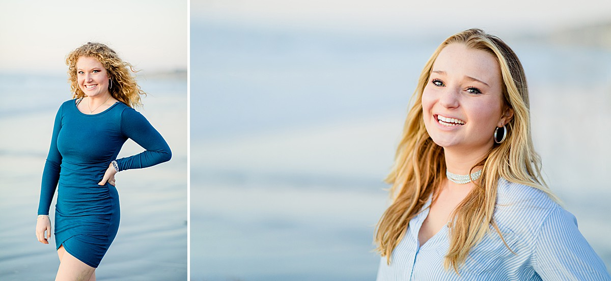 San Diego Headshots on the Beach