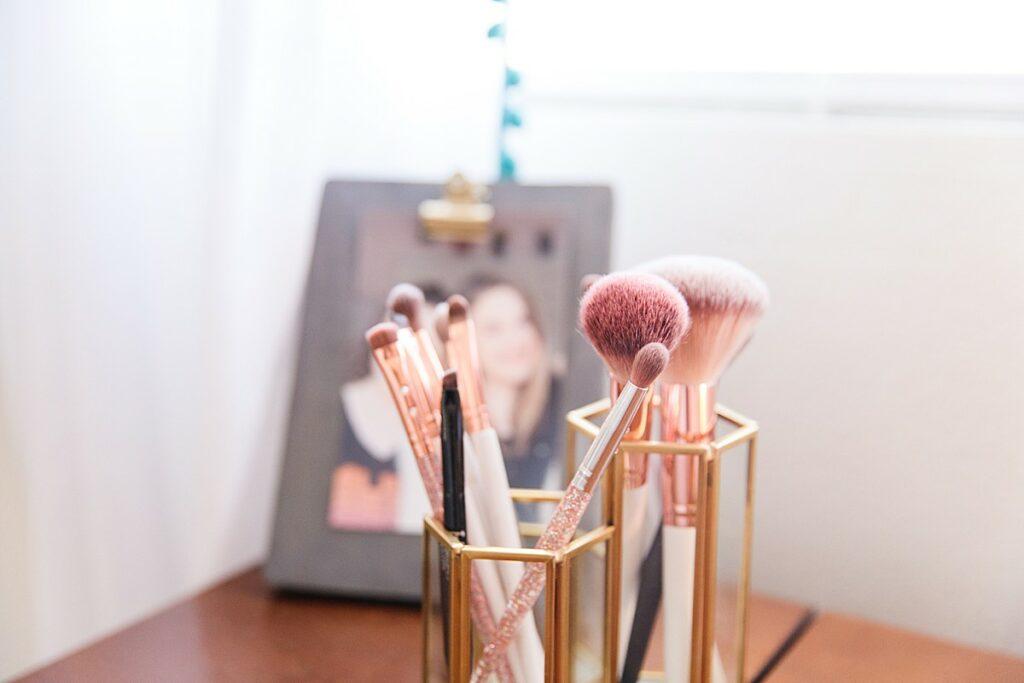 Makeup Brushes Teen Bedroom