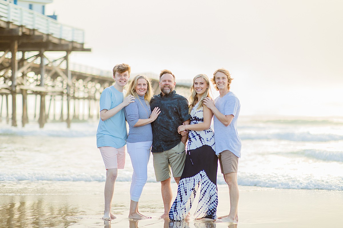 Family Photographer San Diego