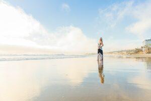 Senior Beach Photos